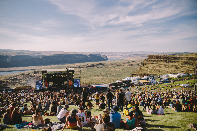 No Jazz Fest >> Sasquatch! Music Festival in its Fifteenth Year Showcases Most Talented Lineup Yet