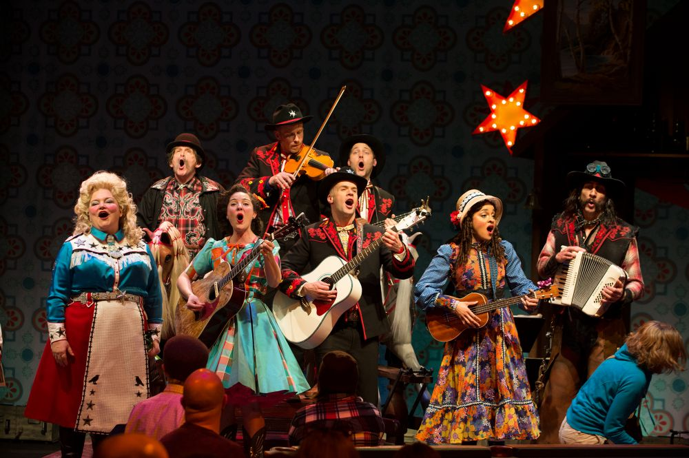 Yeomen Of The Guard And Twelfth Night Fill Oregon