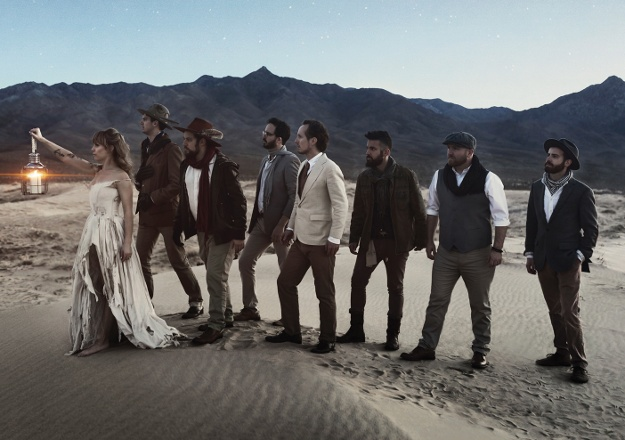 Dustbowl Revival: Portland and Eugene dates this weekend