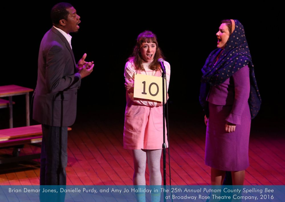 25th Annual Putnam County Spelling Bee' blends adolescent pathos ...