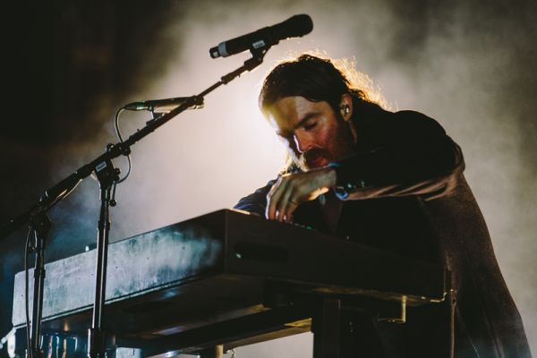Chet Faker, Photo by: LUCAS CREIGHTON