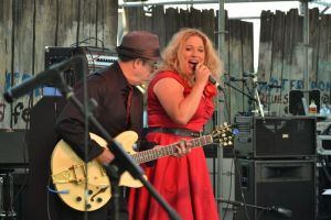 At Safeway Waterfront Blues Festival 2014. Photo by Kat Rose