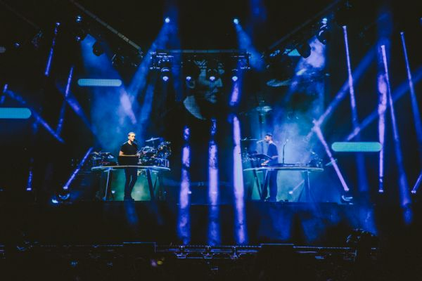 Disclosure, Photo by: LUCAS CREIGHTON