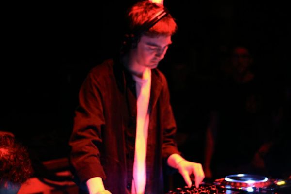Ben UFO, Wonder Ballroom // Photo by Meghan Kearney