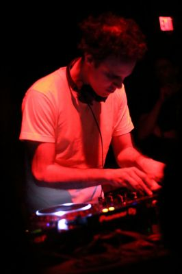 Four Tet, Wonder Ballroom, 5/4/16 // Photo by Meghan Kearney