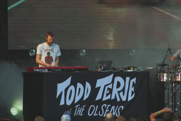 Todd Terje, Photos by MEGHAN KEARNEY //