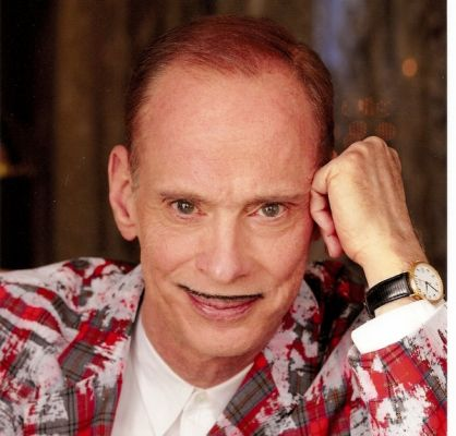 photo by greg gorman - John Waters Christmas