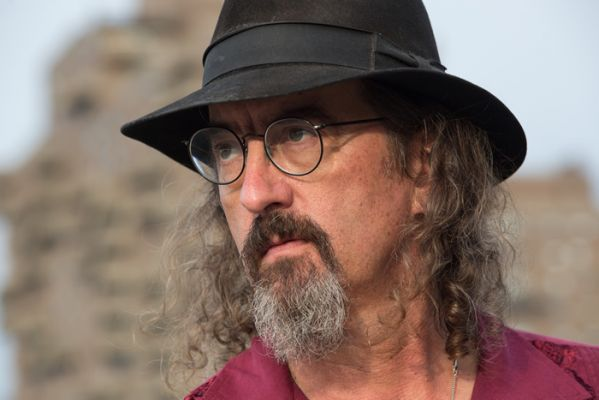 "James McMurtry visits the Aladdin Theater on Sunday in support of his latest release, ""Complicated Game."""