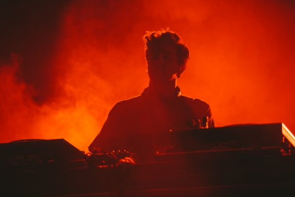 Jamie xx, Photo by: LUCAS CREIGHTON