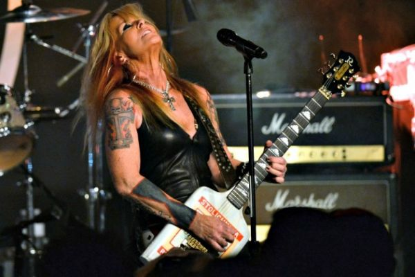 Lita Ford Releases Time Capsule