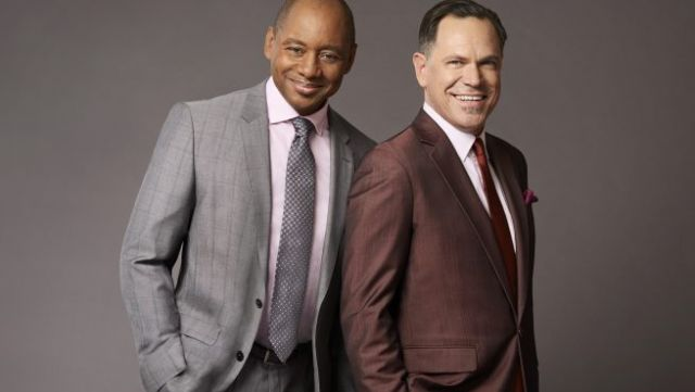 Branford Marsallis and Kurt Elling