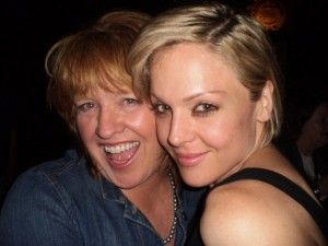 Pennie Lane and Storm Large