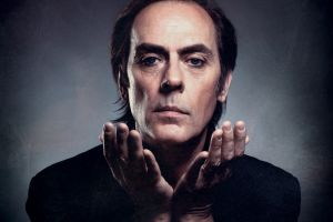 Peter Murphy of Bauhaus