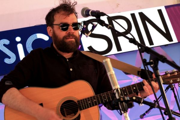 Scott Hutchison of Frightened Rabbit, Photo by: MEGHAN KEARNEY