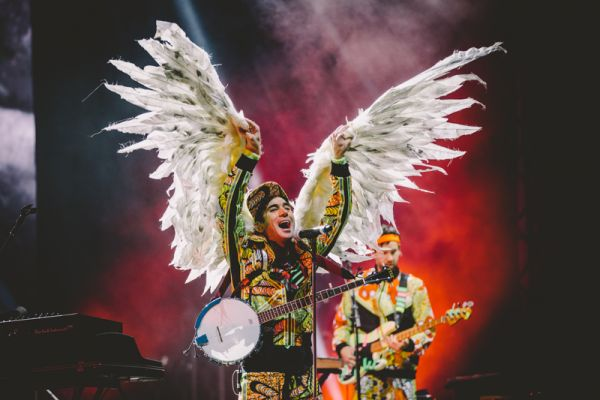 Sufjan Stevens, Photo by: LUCAS CREIGHTON