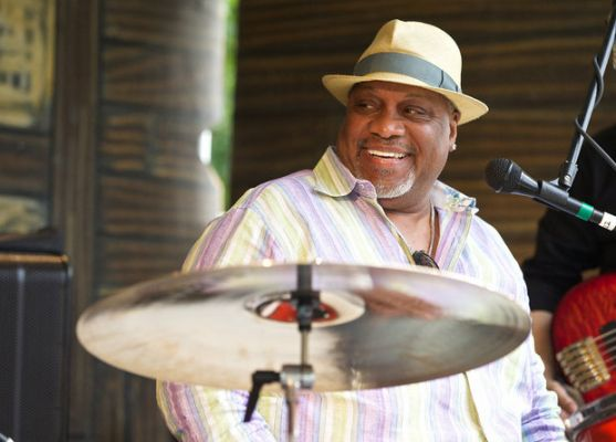 Tony Coleman, Blues drummer