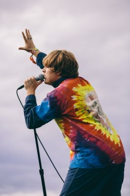 Ty Segall, Photo by: LUCAS CREIGHTON
