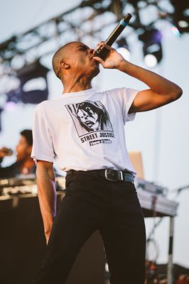 Vince Staples, Photo by: LUCAS CREIGHTON