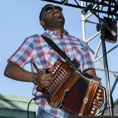 Terry and the Zydeco Bad Boys