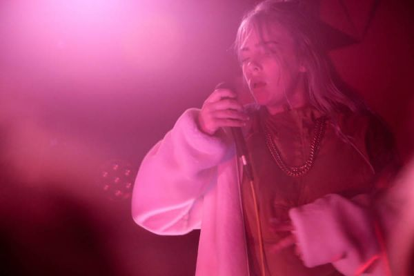 Billie Eilish At Holocene On 10 09 17 Photos