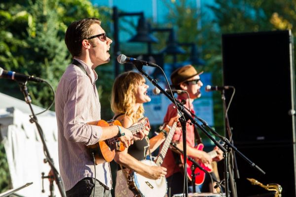 Seattle's own Rabbit Wilde are a group of friends who grew up together in Bellingham, Washington.