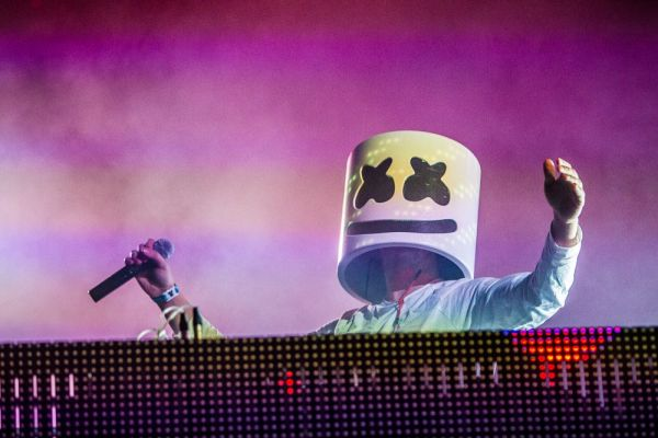 Marshmello: is he the Bucketed of dance music?