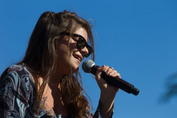New Jersey's Donna Missal,  It was a great surprise to find this new talent!