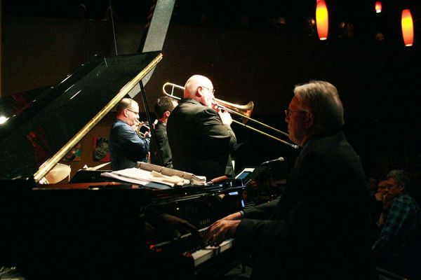 Gordon Lee with Mel Brown Septet