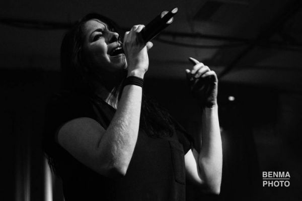 K.Flay with Claire George