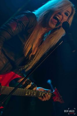 Lita Ford / Photo by Brent Angelo