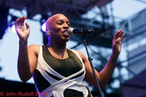 Liv Warfield and the Special Hornz