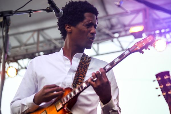 Ron Artis II & The Truth At Waterfront Blues Festival On