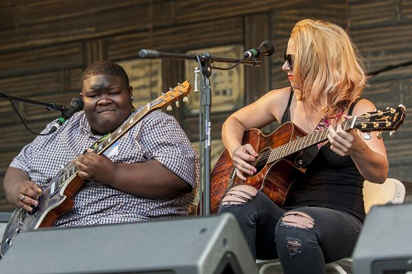 Samantha Fish, Kingfish Ingram, Ty Curtis