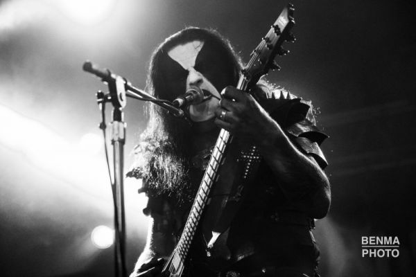 The Decibel Tour 2016 - Abbath
