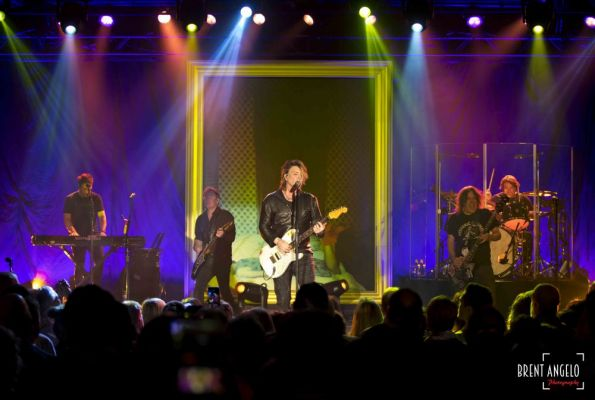 The Goo Goo Dolls at the Roseland Theater on 11/4/18 Photos