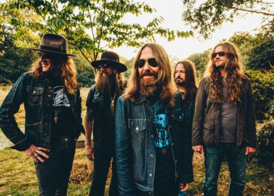 Blackberry Smoke ~ Photo by Rob Blackman