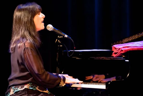 Karla Bonoff appears at the Alberta Rose Theatre Sunday night.