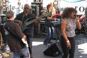 Lady A at the Waterfront Blues Festival / OMN photo