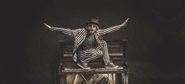 Marco Benevento. Photo by Michael DiDonna