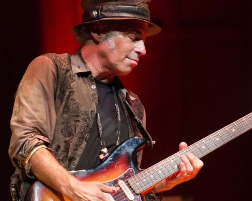 Nils Lofgren. Photo by Eric Marcel.