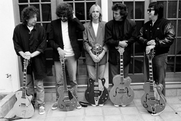 Collective Works Of Traveling Wilburys To Be Reissued